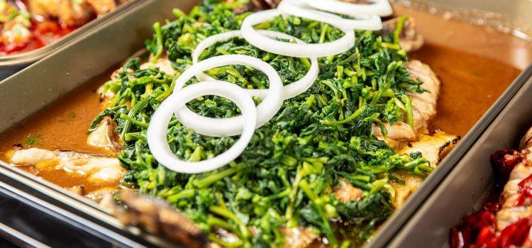 魚酷活力烤魚(萬達廣場店)