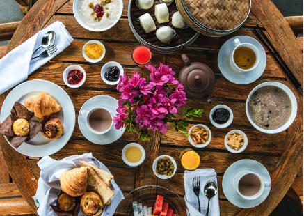 悅榕莊·明月餐廳
