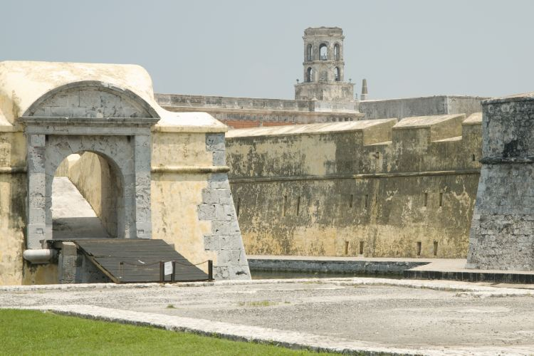 Fort of San Juan de Ulua1