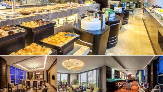 嘉萊特花園國際酒店自助餐廳
