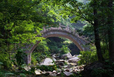 Baiyun Temple National Forest Park