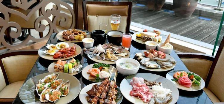 悅華酒店自助餐廳1