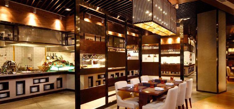 世茂希爾頓逸林酒店開餐廳