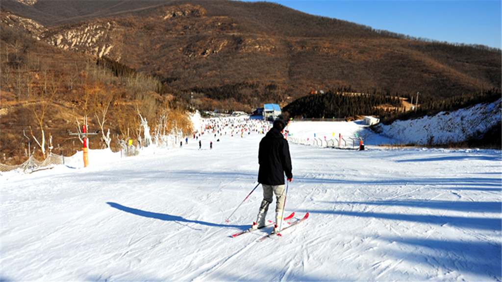 Songshan Ski and Grass-ski Farm