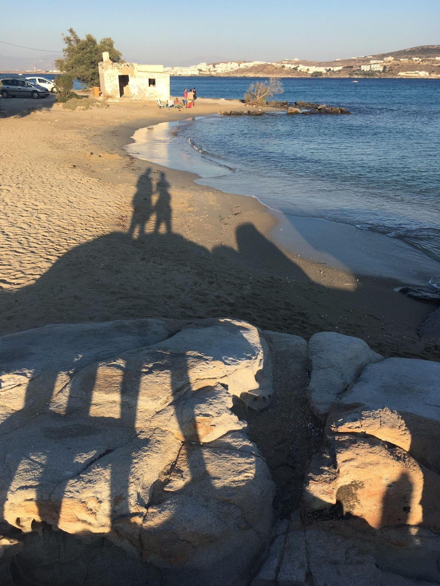 帕羅斯金色沙灘