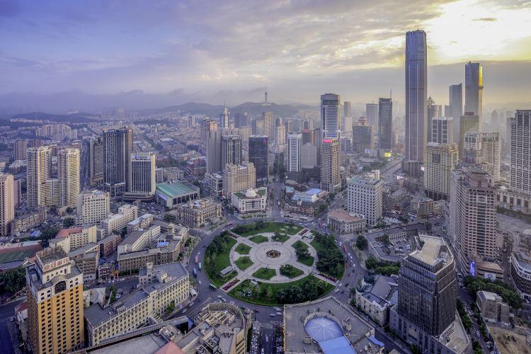 Dalian Zhongshan Square3