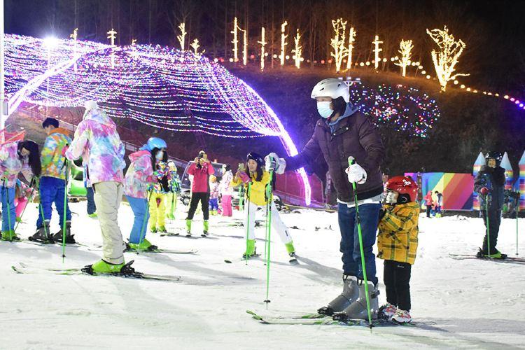 Longjiangping International Ski Course4