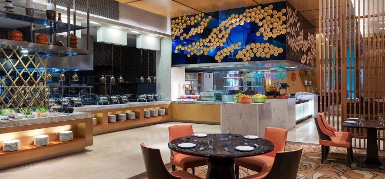 中山喜來登酒店·盛宴自助西餐廳
