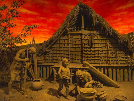 하모도 옛 촌락
