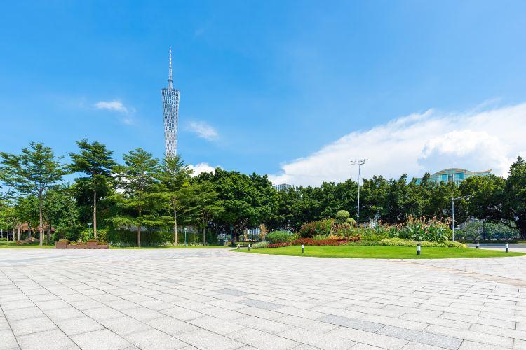 Guangzhou Development Park3