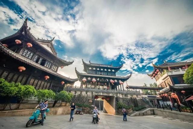 Guhuizhou Culture Tourist Zone2
