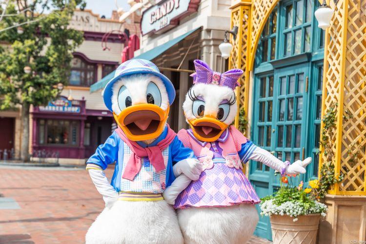 Shanghai Disney Resort2