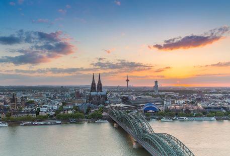 萊茵河畔老街