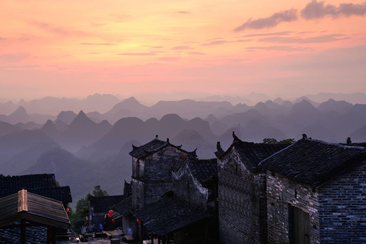 The first Yaozhai scenic spot in China3