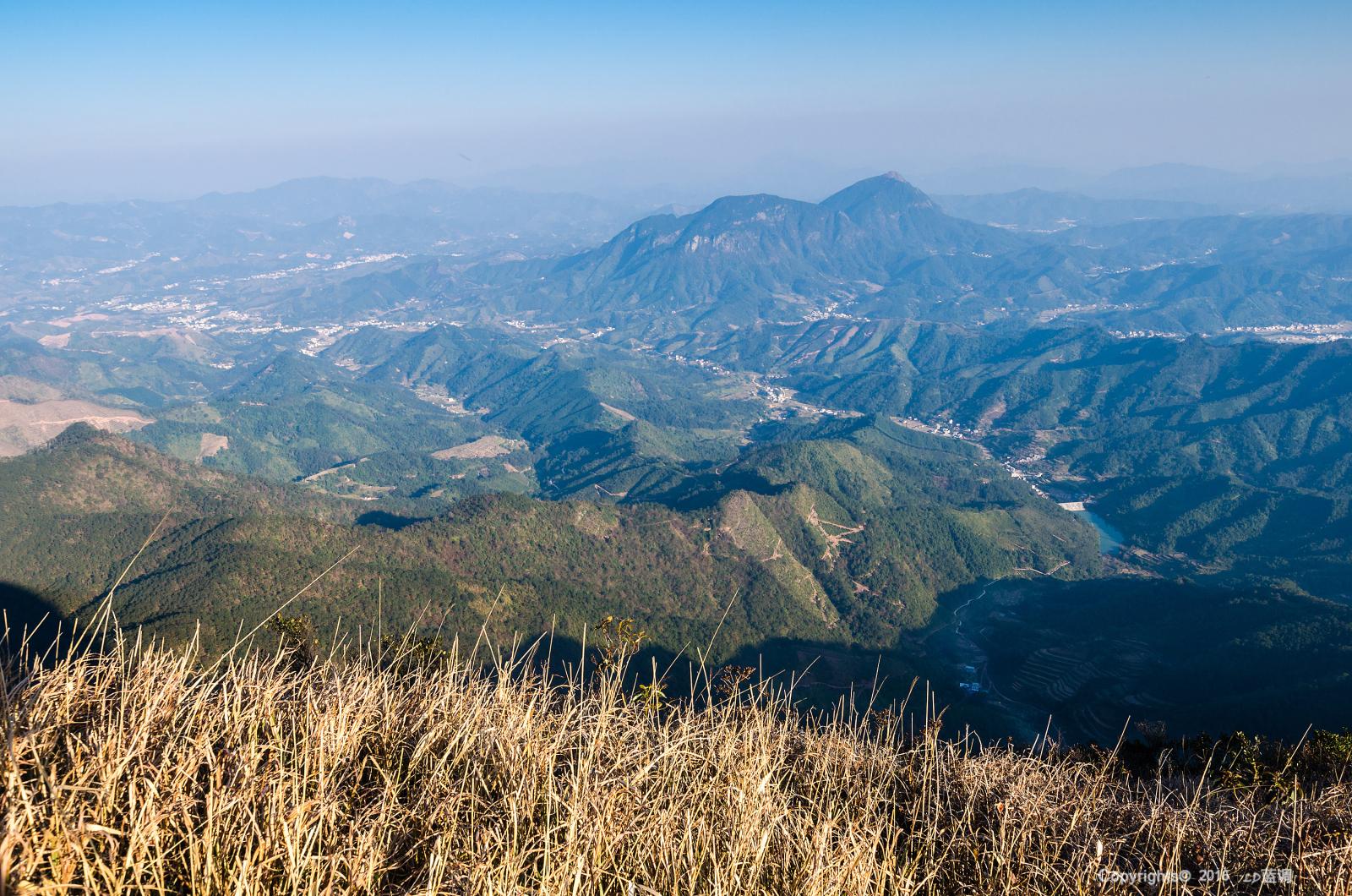 Tianlongding Mountain Park