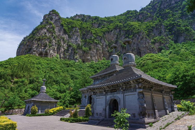 Mount Qinglong Ciyun Temple4