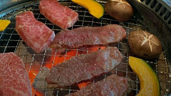 禦牛道日式料理炭火烤肉(海上世界店)