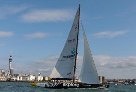 奧克蘭美洲杯帆船體驗