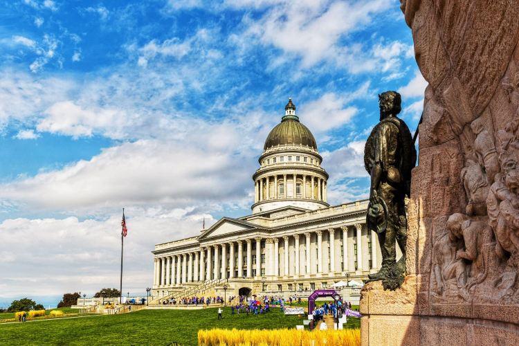 Utah State Capitol Building1