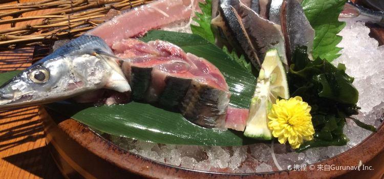 Seafood Izakaya Sakanaya-dojo Beppuhigashiguchi2