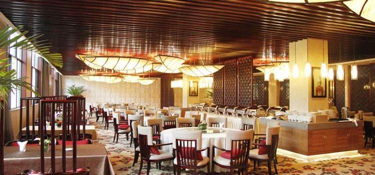 桐廬海博大酒店中餐廳滿庭芳1