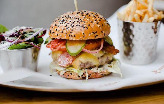 Burger & Lobster(Soho)1