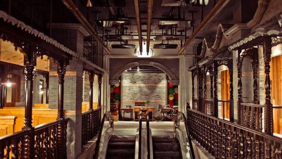 轉角上海老弄堂餐廳