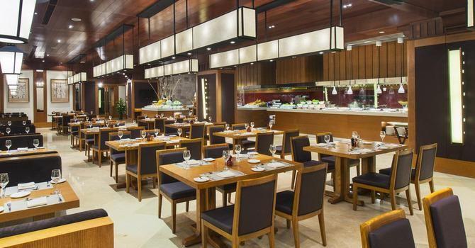 長白山假日酒店·吉咖啡餐廳1