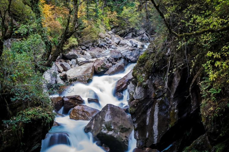 Qixianling (Seven Fairies Ridge) Hot Spring National Forest Park4