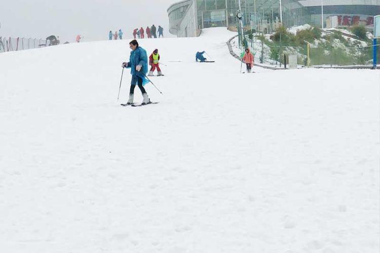No. 1 Mountain of Eastern Zhejiang: Snow Mountain Happy Valley4