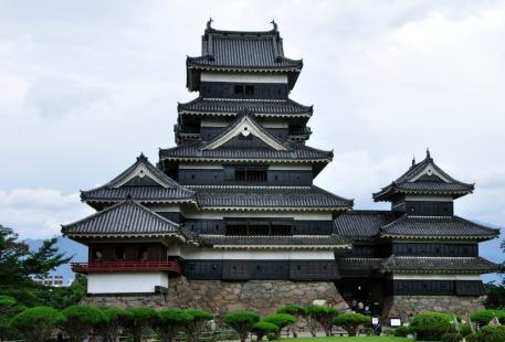 Literature Monument of Matsumoto Seicho