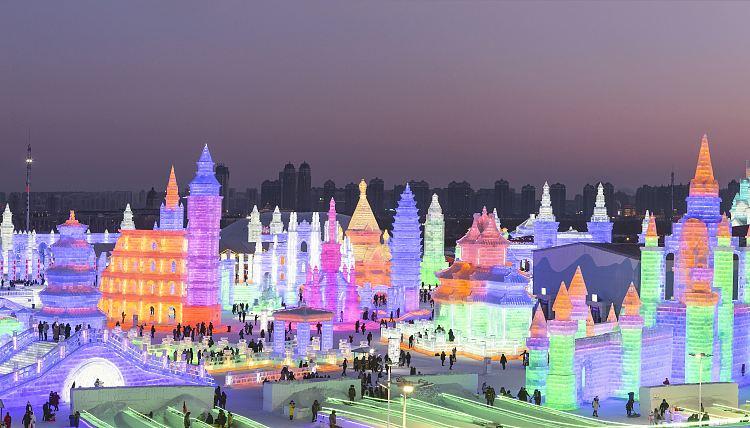 Harbin Ice and Snow World4