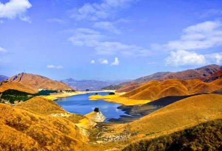 Tian Lake Reservoir