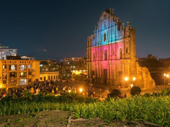 성 바울 성당 유적
