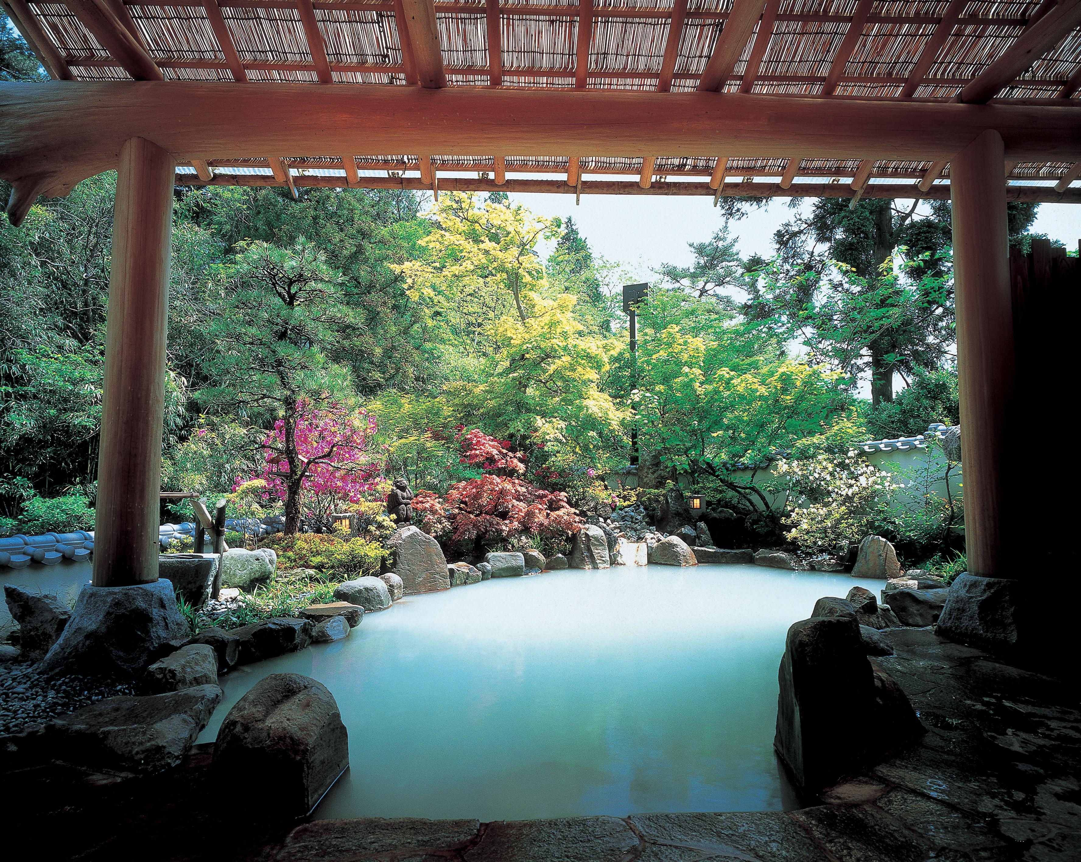 Unzen Hot Spring