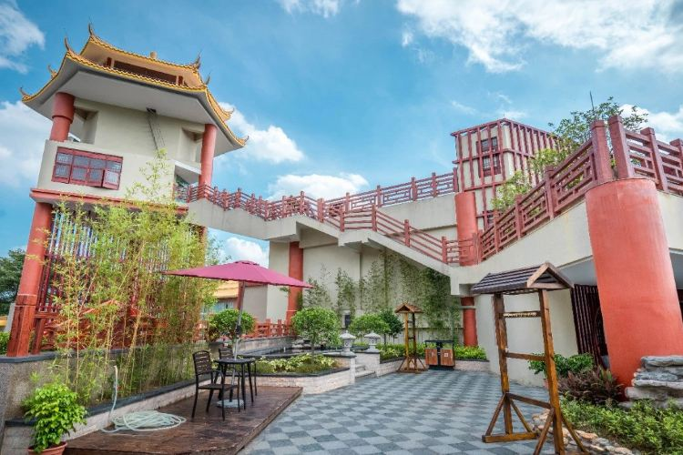 Chaozhou Dongshan Lake Resort & Spa4