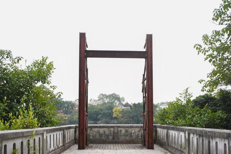Longzhou Tieqiao Jujizhan Ruins