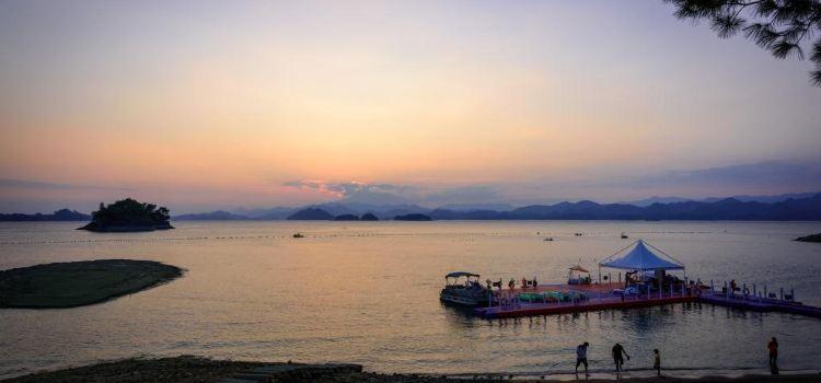千島湖開元度假村凝香苑2