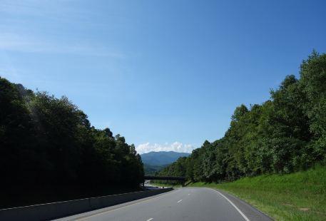 송쟝허 국립삼림공원