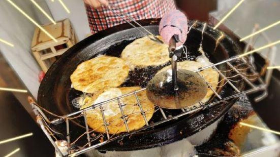 曹張雞子大餅