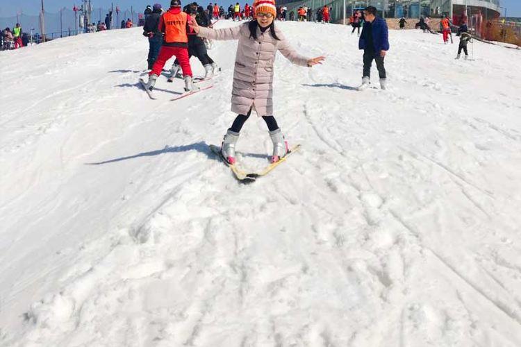 No. 1 Mountain of Eastern Zhejiang: Snow Mountain Happy Valley2
