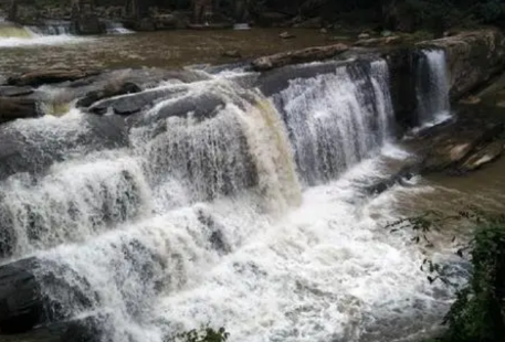 Huxiaoquan Waterfall