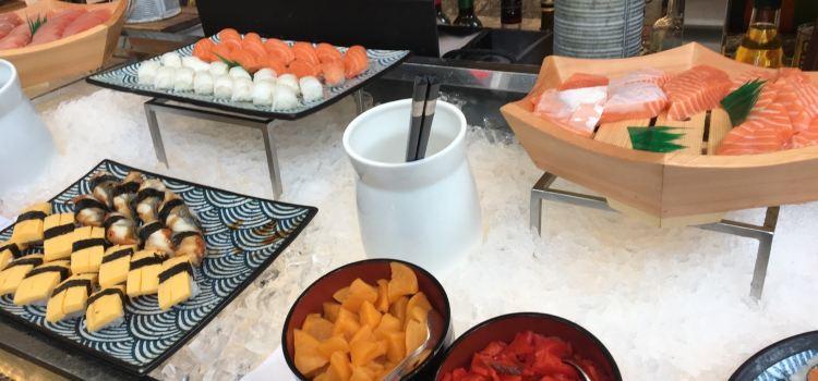 香港港麗酒店自助餐 咖啡園3