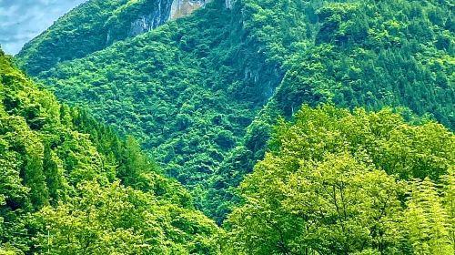 龍潭河景區