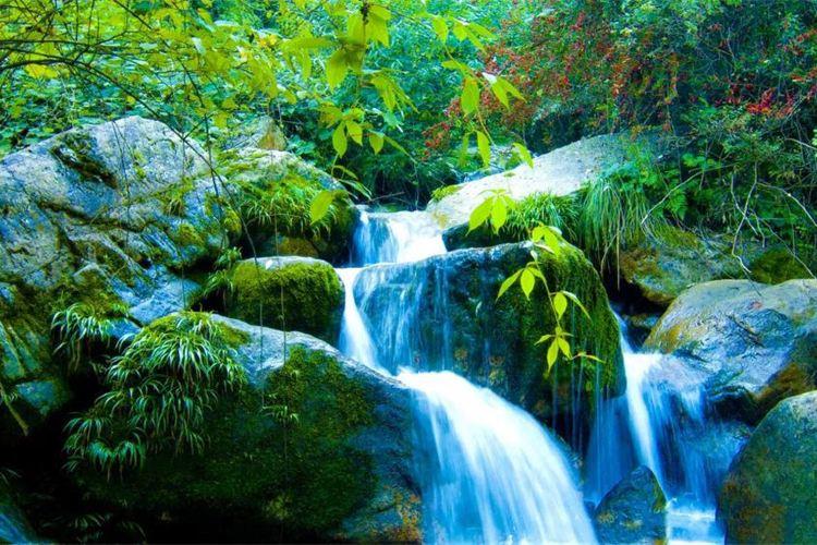 Zhouluo Longtan Scenic Area3