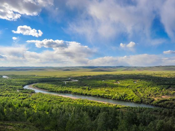 E'erguna National Wetland Park