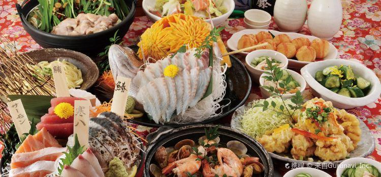 Seafood Izakaya Sakanaya-dojo Beppuhigashiguchi3