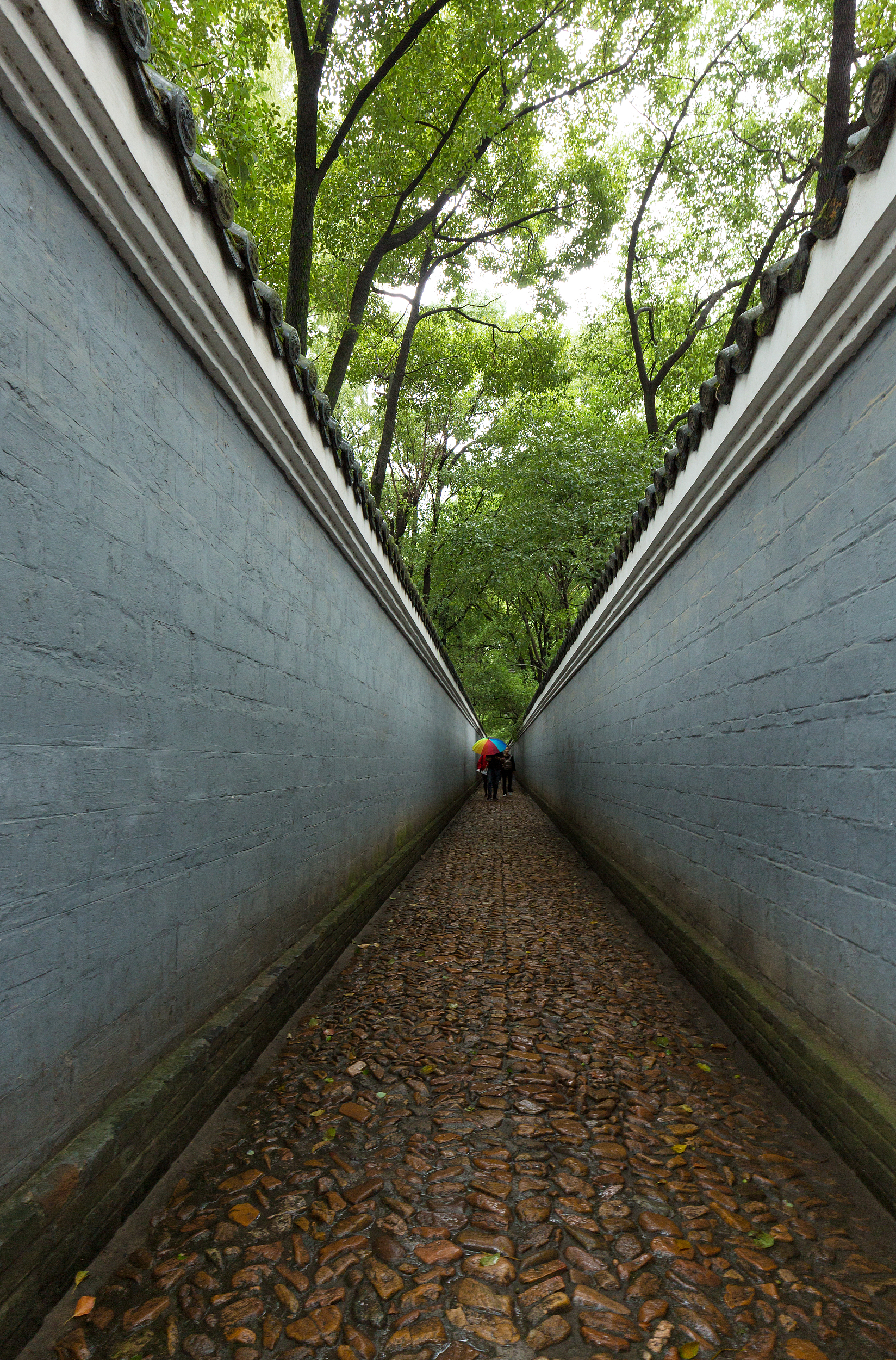 Liuchi Alley