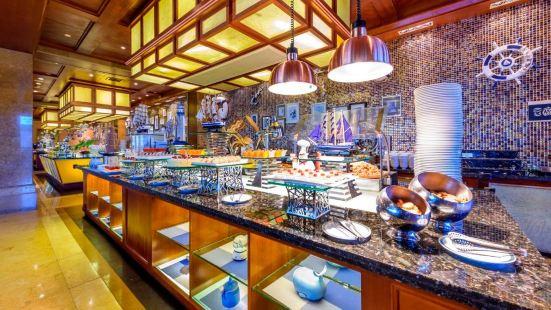 千島湖開元度假村夏威夷西餐廳
