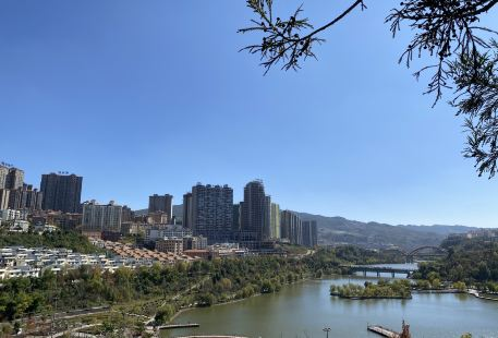 Hongguohou Mountain Park